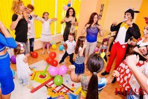 детско парти