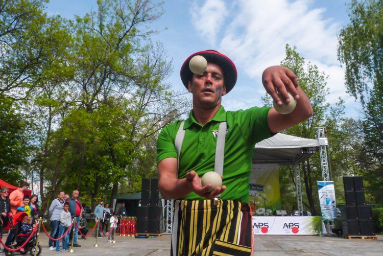 жонгльор